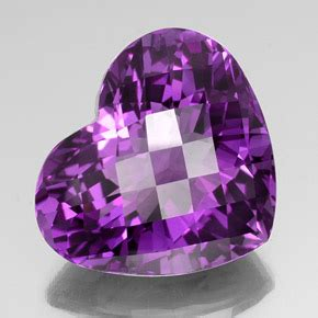Purple Amethyst 11 Ct 42 5 carat purple amethyst gem from brazil and