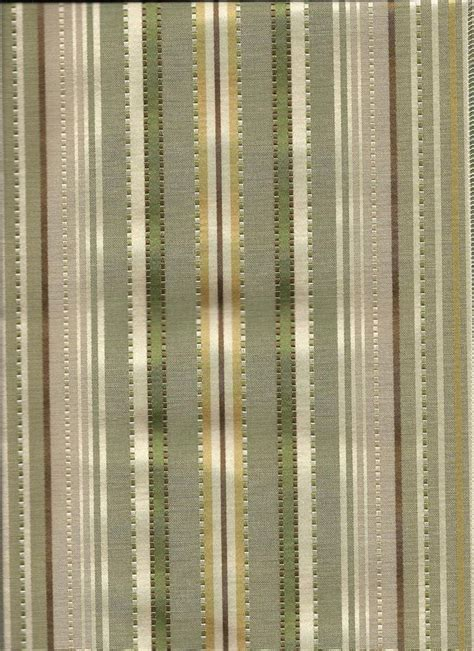 cream green and brown curtains kent stripe custom tier curtains in grass color stripes