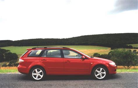 mazda estate mazda 6 estate review 2002 2007 parkers
