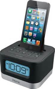 Ihome Lightning Car Dock Ihome Dual Charging Alarm Clock Radio With Lightning Dock