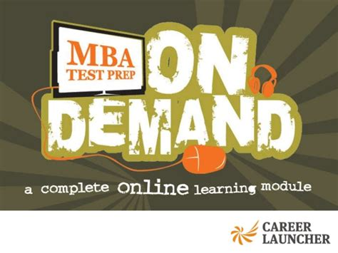 Mba Launch On Demand by Mba Test Prep On Demand Demo2