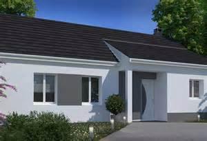 mod 232 les et plans de maisons plain pied habitat concept