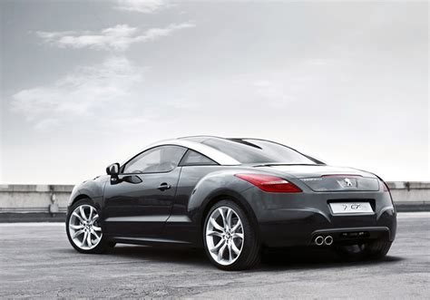 new peugeot sports car peugeot rcz sports cars