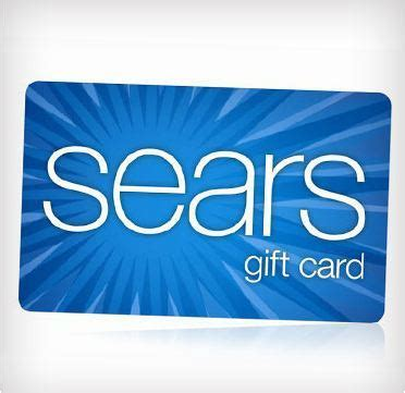 Sears Gift Card Discount - sears 50 gift card giveaway 2 winners will be chosen extreme coupon professors