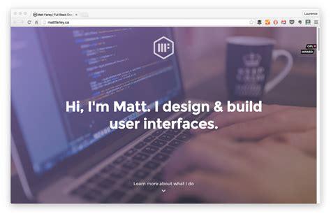 15 web developer portfolios to inspire you freecodec