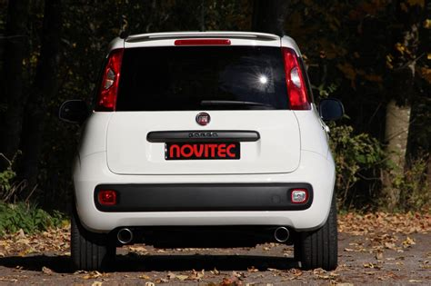 Fiat Panda 2012 Review Novitec 2012 Fiat Panda Clever And Sporty