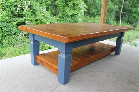 unfinished farmhouse table unfinished 36 quot coffee table farmhouse coffee