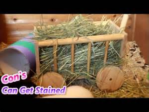 How To Make A Hay Rack For Guinea Pigs by Karlie Hay Wagon Guinea Pig Hay Rack Review