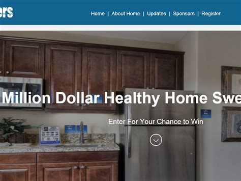 The Doctor S Home Giveaway - the doctors healthy home sweepstakes sweepstakes fanatics