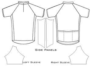 Cycling Shirt Template by A Beginners Guide To Road Cycling Custom Kit Sensisuperstar