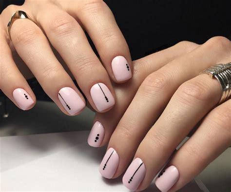 imagenes de uñas decoradas para uñas cortas надя дорофеева похвасталась модным маникюром