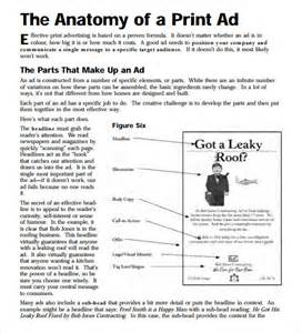 Newspaper Advertisement Template by Sle Newspaper Ad Template 7 Documents In Pdf Word