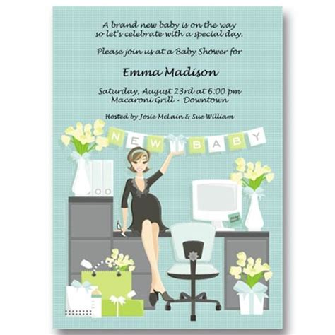 invite for baby shower at work office baby shower invitations flickr photo sharing