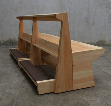 church benches design trailer studio propolis on beautiful designs produced