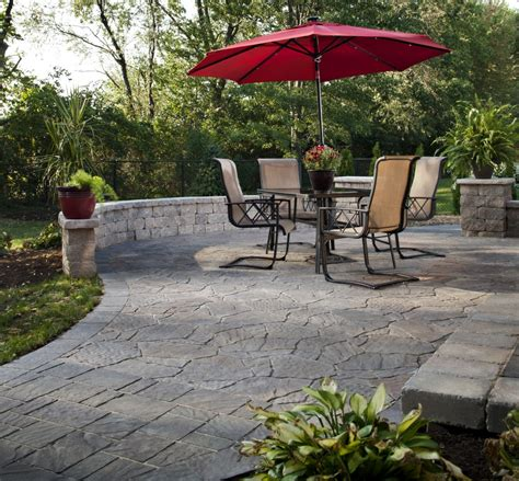 patio paver prices flagstone pavers prices cost breakdown guide install
