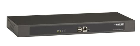 console server console server 48 port black box