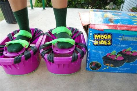 moon shoes for moon shoes nostalgia