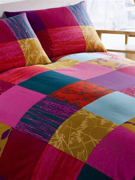 Patchwork Duvet Cover - cashback klimt patchwork superking duvet cover by clarissa