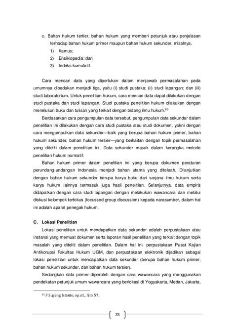 Pengantar Penelitian Hukum Soejono Soekanto uncac review laporan korporasi unodc pukat 30okt2013