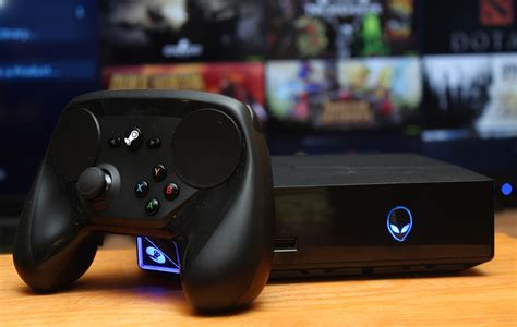 Alienware Living Room Pc Alienware Steam Machine Review A Gaming Pc For Your