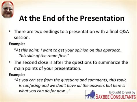 presentation ending quotes images
