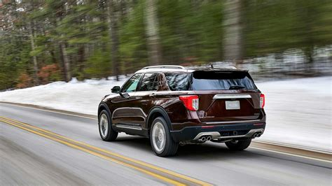 2020 Ford Explorer 1 by 2020 Ford Explorer Review Autoevolution