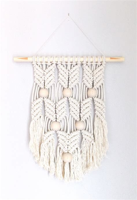 Macrame Wall Hanger - like