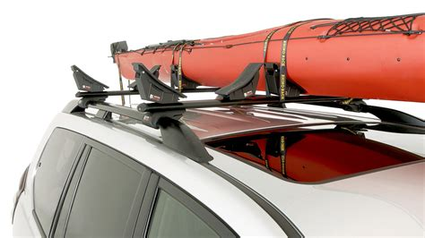 Kayak Carrier No Roof Rack by Rhino Rack Kayak Canoe Carrier Autoaccessoriesgarage