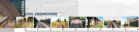 pidgeon civil engineering company profile