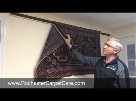 how to mount a rug on the wall hanging your rug on a wall