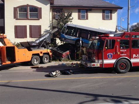 air transit kitchener truck driver charged for in crash with guelph transit