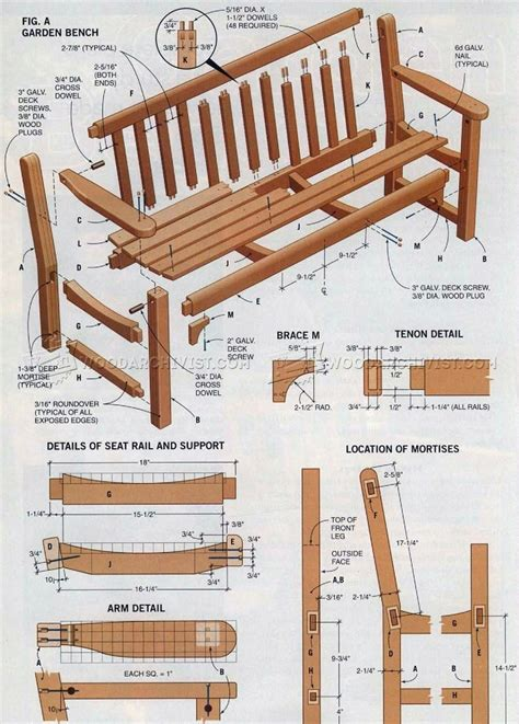 outdoor bench plans 2037 garden bench plans outdoor furniture plans