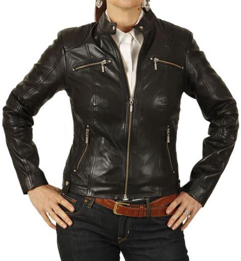 ladies black leather biker leather ladies biker jacket jackets review