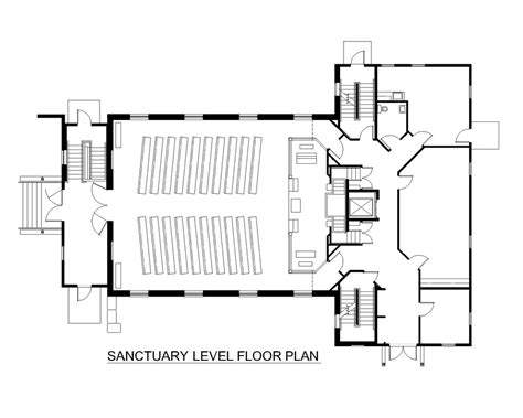 church designs and floor plans church building plans for small churches building free