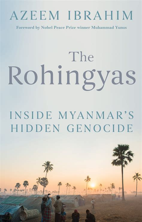 the rohingyas inside myanmar s genocide books genocide hurst publishers