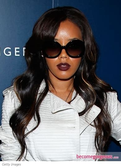 Angela Simmons Hairstyles by Pictures Angela Simmons Hairstyles