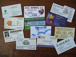Best Way To Organize Business Cards
