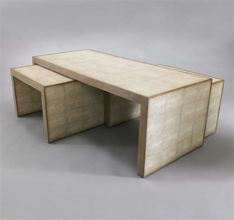 Coffee Table Nesting Avedon Nesting Coffee Tables 1800 Table