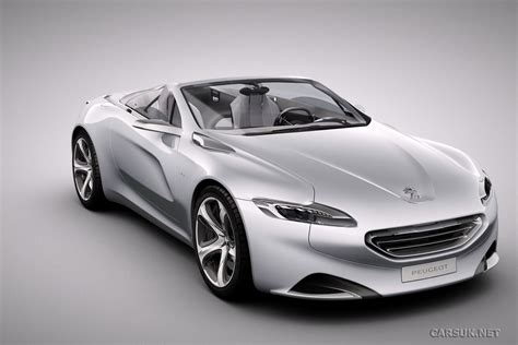 peugeot from peugeot sr1 concept revealed