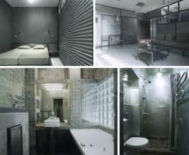 Modern Industrial Interior Design industrial interior intense modern metal apartment design