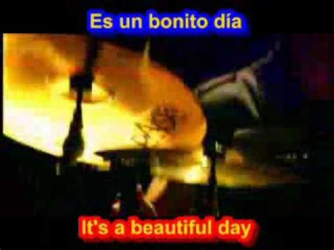 music on 1 musica z u2 beautiful day terbaru u2 beautiful day subtitulado espa 209 ol ingles youtube