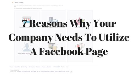 7 Reasons To Your by 7 Reasons Why Your Contracting Company Needs A Page
