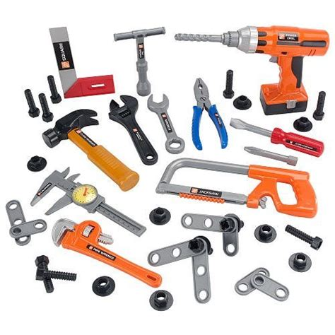 the home depot 45 power tool set toys toys