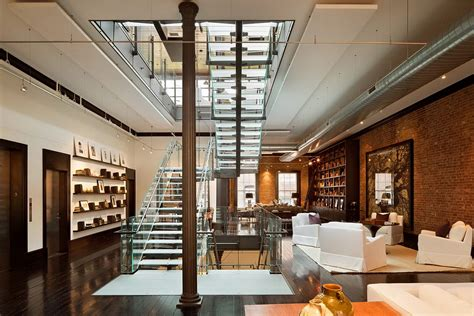 and classic loft in the of tribeca decoholic
