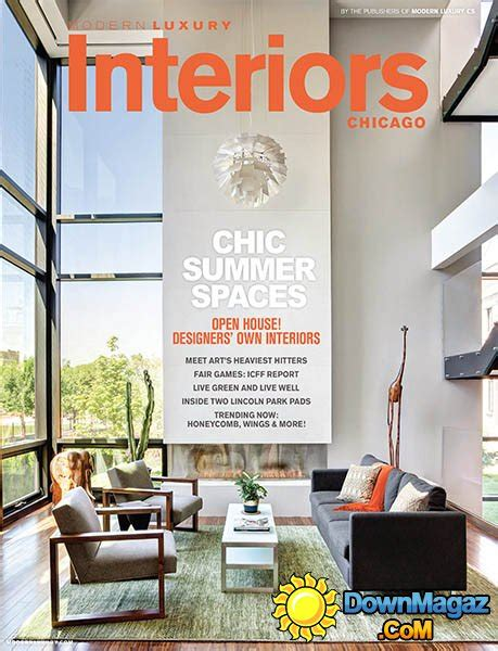 luxury home design magazine pdf modern luxury interiors chicago summer 2013 187 pdf magazines magazines commumity