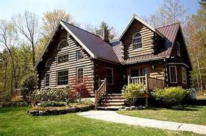 Maine Log Cabins For Sale by Pine Hill Casco Above Sale Bestofhouse Net 18490