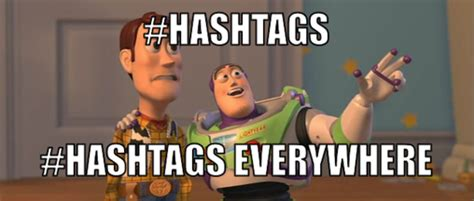 Everywhere Meme Toy Story - what is a hashtag the invention that s changing social