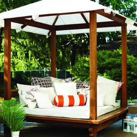 outdoor cabana bed buy a daybed outdoor bed nap spots sunset