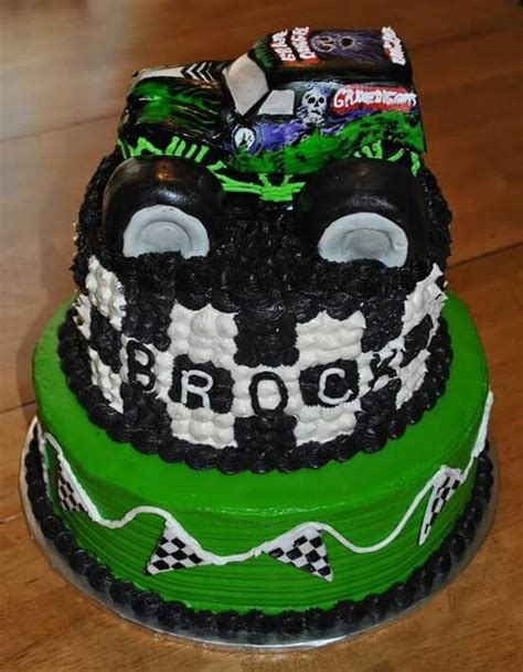 grave digger truck cake best 25 grave digger cake ideas on easy boy