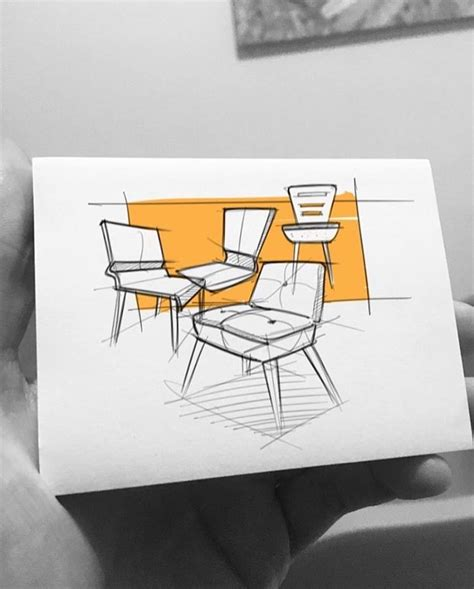 ladari design sketch chair productdesign industrial design 제품 디자인